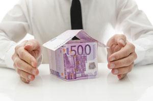 Baudarlehen Absicherung